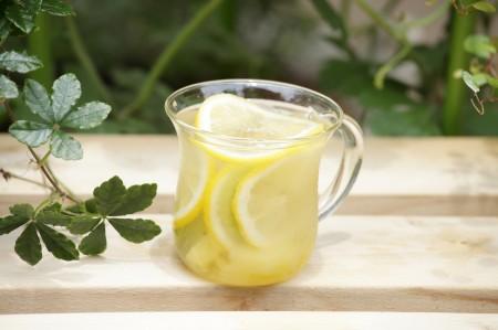 ポッカ レモン 白湯 効果 レモン