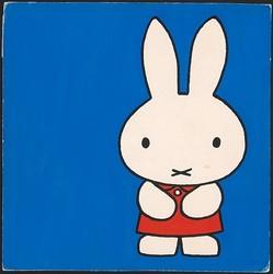 『ちいさなうさこちゃん』(第2版、1963年)原画<br />©Mercis bv