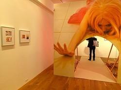 永瀬沙世の写真展が代官山で開催