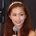 安田美沙子、新宿伊勢丹で一足早く花嫁姿披露。自身の式について語る