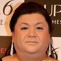 """『第一回""""TSUKEMAクイーン""""表彰式』にて初代クイーンに選ばれた マツコ・デラックス"""