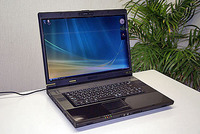 NVIDIA GeForce Go 7600を搭載した「Helios DN」協力:ドスパラ
