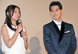 「今、大変だもんね、いろいろとね」と松田翔太に話し掛ける木村文乃