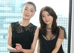『紙の月』の宮沢りえ&大島優子  - 写真:高野広美