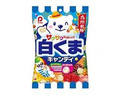 3月6日(月)に発売される「白くまキャンディ」(希望小売価格税別180円)