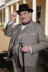 クリスティ作品として人気の『名探偵ポワロ』(英ITV)