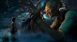 コワ面白い巨人の世界を描くスピルバーグの新作『BFG:ビッグ・フレンドリー・ジャイアント』  - (C) 2016 Storyteller Distribution Co., LLC. All Rights Reserved.