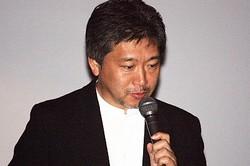 第59回ロンドン映画祭に出席した是枝裕和監督  - Photo:Yukari Yamaguchi