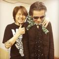 Hi-STANDARD横山健がチバユウスケとの2ショット公開 痩せたと心配の声