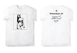 NY発セックスマガジン「Richardson」と気鋭クリエイターの限定グッズ発売