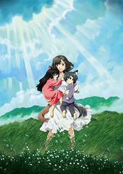 動員数341万人を突破した『おおかみこどもの雨と雪』Blu-ray&DVD発売決定!