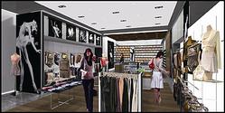 オンワード、NYにチャコットとクリエイティブヨーコの旗艦店を同時出店