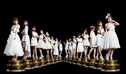 「あさが来た」の主題歌をテレビ初披露するAKB48