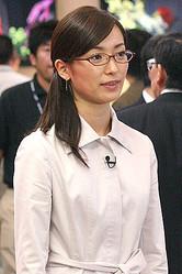 人気・実力ともに申し分ない大江麻理子アナ。夜のニュース戦争で勝ち組に?