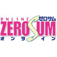 オンラインマガジン「ゼロサムオンライン」創刊