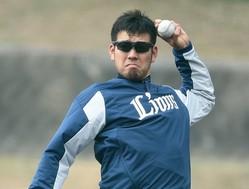 圧巻の投球が続く西武・菊池雄星は後半戦のキーマン ©BASEBALLKING