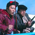 映画『釣りバカ日誌』より。シリーズ第1作だけに二人とも若い!  - (C)1988松竹株式会社