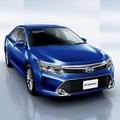 トヨタ自動車が9日にマイナーチェンジして発売した「カムリ」