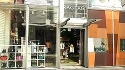キデイランド仮店舗跡地にラグタグが出店
