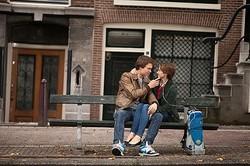 ピュアすぎてまぶしい… - 映画『きっと、星のせいじゃない。』より  - (C)2014 TWENTIETH CENTURY FOX