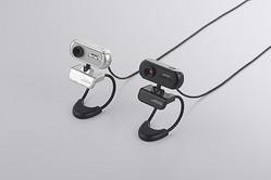 人がいなくなると自動オフ 人感センサー付き200万画素WEBカメラ『BSW20KMD 10Hシリーズ』