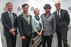 国際ウールマーク賞 マトフとモトナリオノが日本代表デザイナーに選出