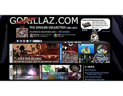 コンバース、カートゥーンバンド「Gorillaz」とコラボレーション実現