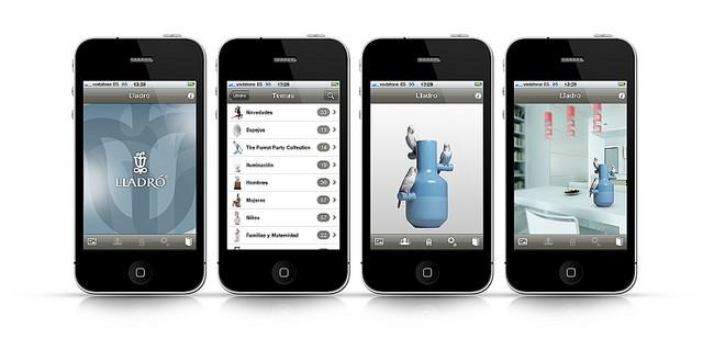 リヤドロの作品を部屋にシミュレートできるiPhone/iPad用アプリが新登場!