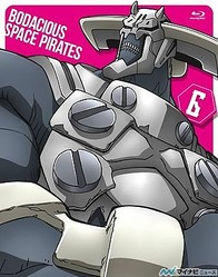 TVアニメ『モーレツ宇宙海賊』、最新BDがオリコン週間ランキングで総合1位