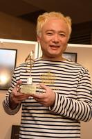 「voce d'oro〜金のリード賞〜」を受賞したcoba