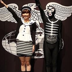 AKB48田名部生来も潜入取材!「ショッカー人員募集」の適性検査を受けてみた