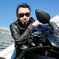 『劇場版テレクラキャノンボール2013』の監督であり、ハメ撮りAVの第一人者として知られるカンパニー松尾氏