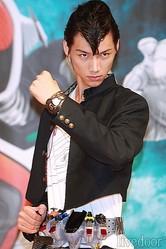 高校生ライダー如月玄太郎(きさらぎ げんたろう)役を演じる福士蒼汰