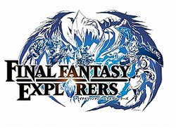 ����ϡ�FINAL FANTASY EXPLORERS�ץ?