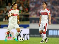 シュトゥット日本人2選手にチーム最高点 独紙、浅野は「旋風を起こすかも」