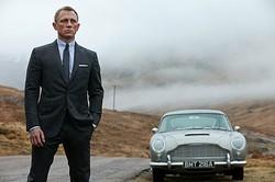 映画シリーズ「007」ボンド・ボンドガールの衣装 初公開