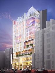 銀座一丁目に新商業施設「KIRARI TO GINZA」2014年秋開業