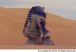 R2-D2の誕生秘話をスタッフが語る!