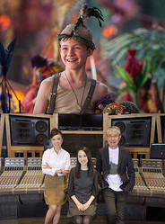 『PAN 〜ネバーランド、夢のはじまり〜』日本語版主題歌を手がけた呉田軽穂、松田聖子、松本隆