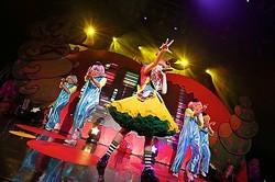 きゃりーぱみゅぱみゅと踊るキッズダンサー全国募集