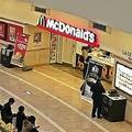 マック、「無料コーヒー」キャンペーン、行列できず・・・(写真は、マクドナルド「大崎ゲートシティ店」2017年1月16日8時30分撮影)