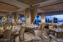 ムリア内にあるアジア&地中海料理レストラン「ソレイユ」