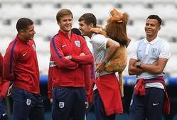 謎が謎を呼ぶ…イングランド代表が肌身離さず持ち歩く「ライオンのぬいぐるみ」がユーロで話題に