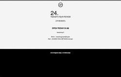 藤原ヒロシが毎日0時更新24時間限定の新サイト「fragment24.」開設