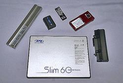 さまざまな電子機器の「リチウムイオン電池」