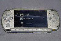 PSPの操作ボタン