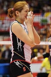 浮き足立った試合、焦燥感が目立った日本チーム (Photo by T.Ebisu)