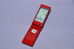 ドコモの携帯電話「P905i」
