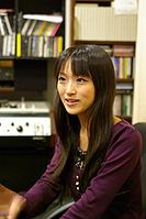 「初音ミク」の声を担当した藤田咲さん