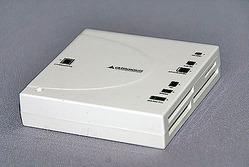 USB接続のメモリーカードリーダー